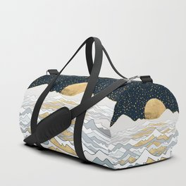 Golden Ocean Duffle Bag