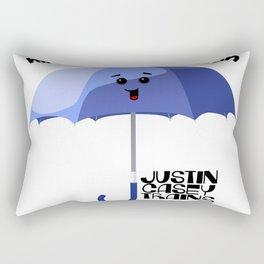 justin casey Rectangular Pillow