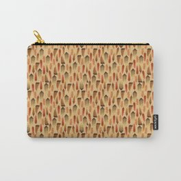Seamless Patterns Carry-All Pouch