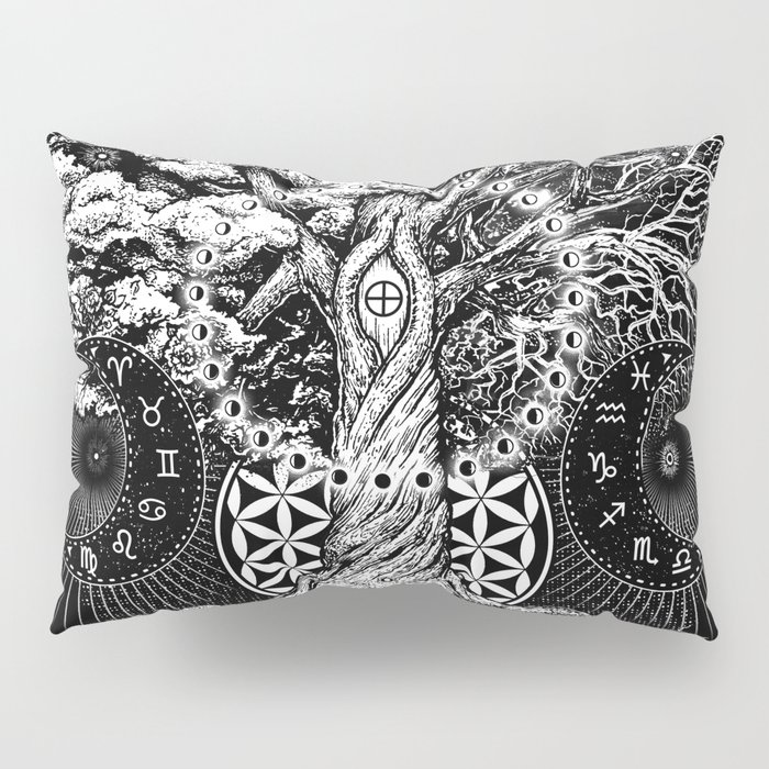 The Tree of Life Pillow Sham