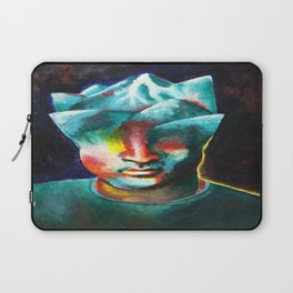 Mountains On My Mind Laptop Sleeve