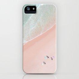 Surf Yoga II iPhone Case
