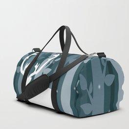 Snow Caribou Duffle Bag