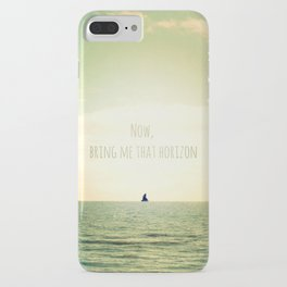Now, bring me that horizon iPhone Case