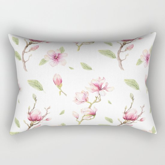 Spring is in the air #30 Rectangular Pillow