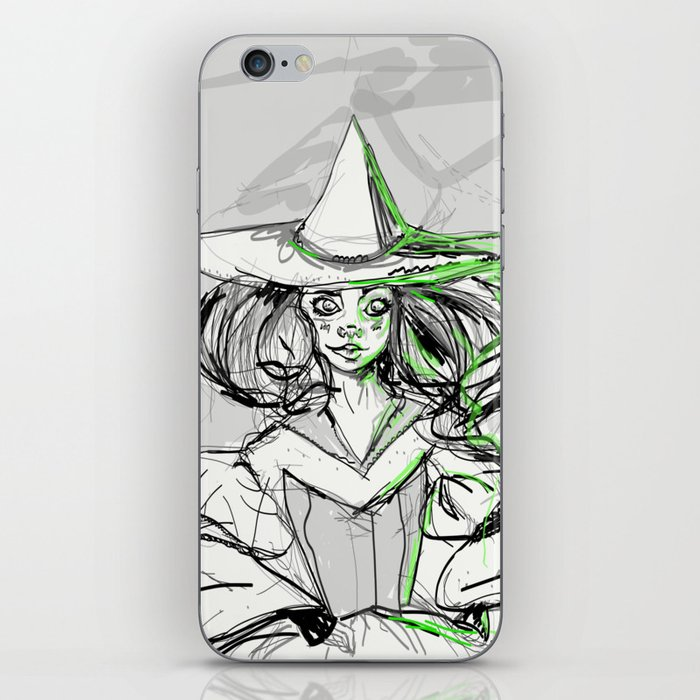 Electric Which iPhone Skin