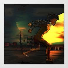 Something About Adwelle Canvas Print
