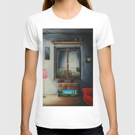 Light from the other side T-shirt