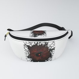 Black Widow (Signature Design) Fanny Pack