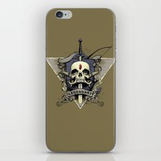 LEGENDARY iPhone & iPod Skin