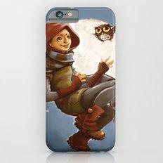 Owl Girl iPhone 6s Slim Case
