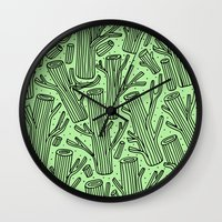 woody Wall Clocks featuring Woody by yellow pony