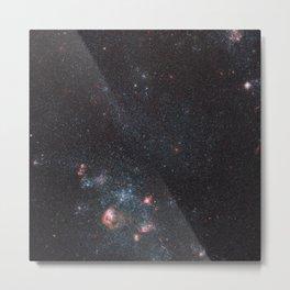 Dwarf Galaxy IC 2574 Metal Print