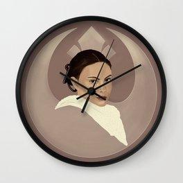 Padme Wall Clock