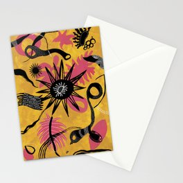 Holocene - Abstract Pattern Stationery Cards