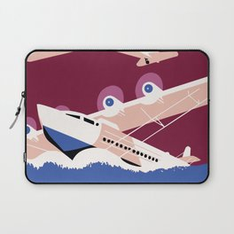 City of New York municipal airports Laptop Sleeve