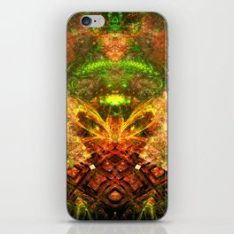 Extraterrestrial Palace 4 iPhone Skin