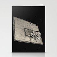 space jam Stationery Cards featuring Space Jam by Linas Vaitonis