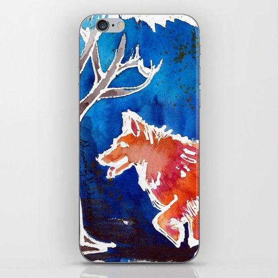 Doggy Love iPhone & iPod Skin