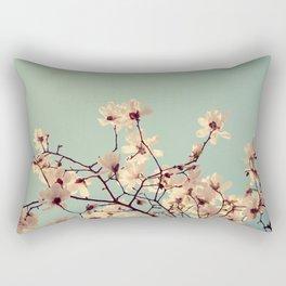 Spring Skies Rectangular Pillow