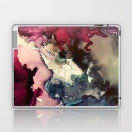 Dark Inks - Alcohol Ink Painting Laptop & iPad Skin