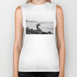 Surfer Biker Tank