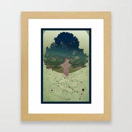 Otium II Framed Art Print