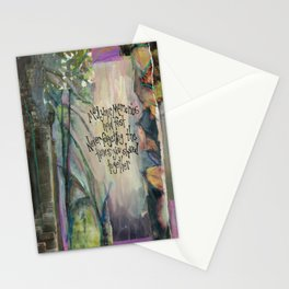 Memories Stationery Cards
