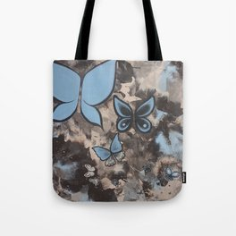 Butterflies for Mom Tote Bag