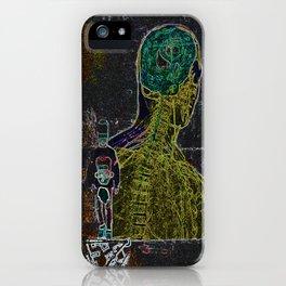 The Stranger iPhone Case
