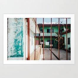 Mexico XVI Art Print