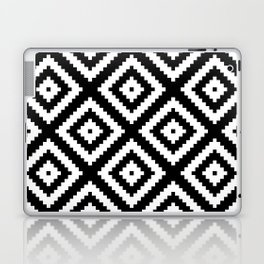 Tribal B&W Laptop & iPad Skin