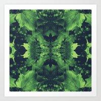spidergras Art Print