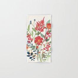Beautiful Flowers Hand & Bath Towel