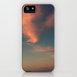Sky Painting iPhone Case