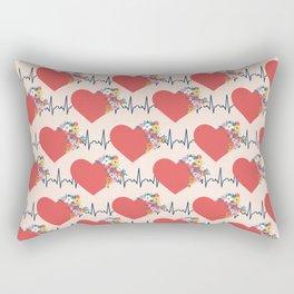 Thank You Medical Staff Rectangular Pillow
