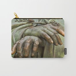Hands of Wisdom Carry-All Pouch
