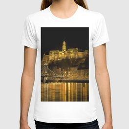 Budapest Golden Night T-shirt