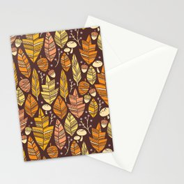 Forest Treasures Stationery Cards