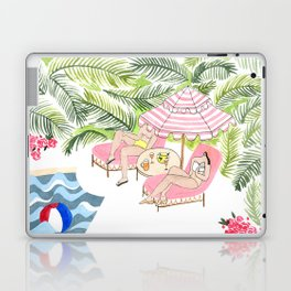 Poolside!  Laptop & iPad Skin