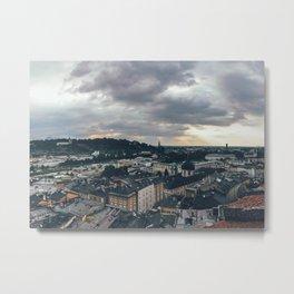 Salzburg, Austria Metal Print