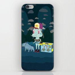 LOS PENCALES EN VIVO!!! iPhone Skin