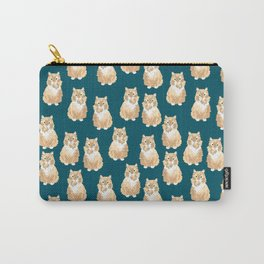 BJ Pattern Carry-All Pouch