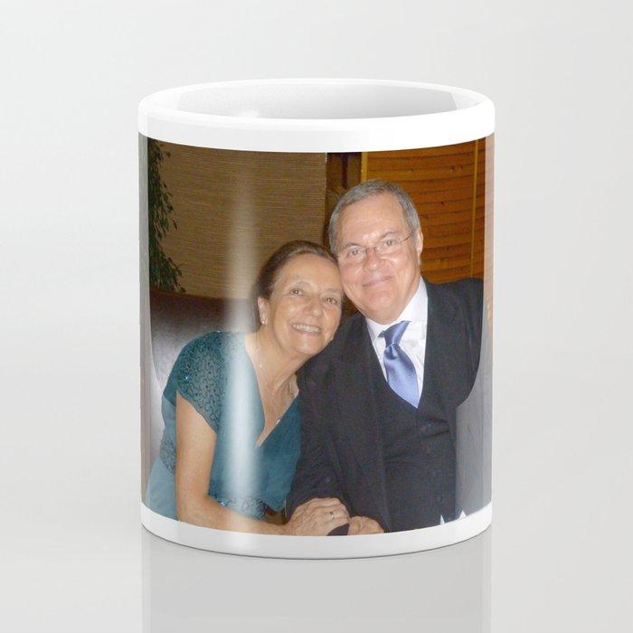 Mom and Dad at Miri and Javi's wedding4 Coffee Mug