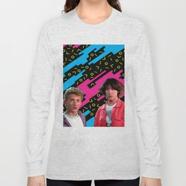 Bill and Ted x Long Sleeve T-shirt