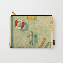 Pool Thoughts Carry-All Pouch