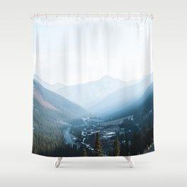 Million Dollar Highway Shower Curtain
