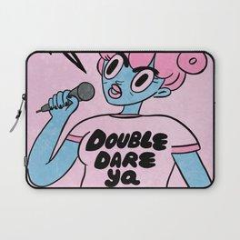 Double Dare Ya! Laptop Sleeve