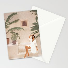 Graceful Resting II Stationery Cards