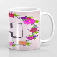gift card Mugs featuring gift by Shahadjef